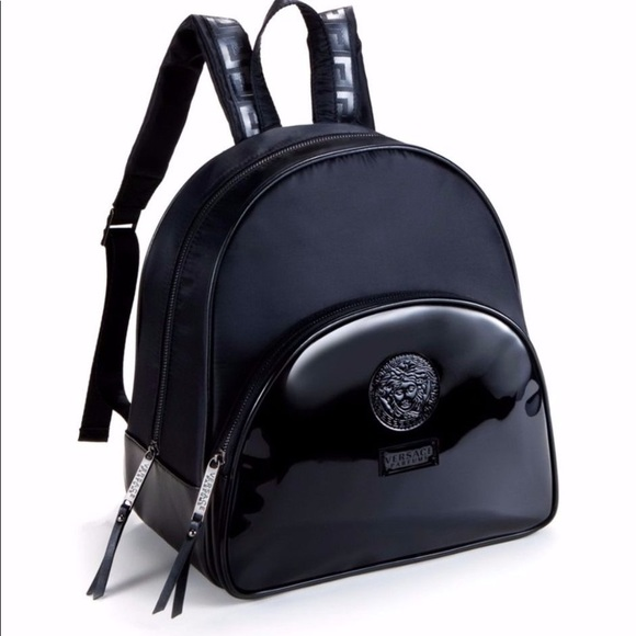 Versace Parfum Backpack Gift From Versace Nwt